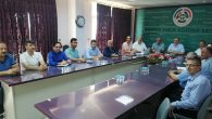 İlçemiz Hayat Boyu Öğrenme Komisyon Toplantısı Yapıldı.