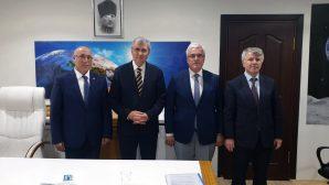 Dr. İlyas Demirci göreve başladı.