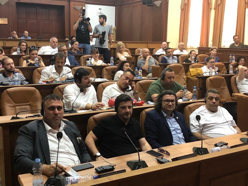 SATSO komisyonları Invest in Prizren programına katıldı