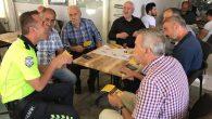 Arifiye'de Kahvelerde Trafik Eğitimi