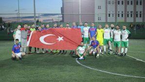 İlçe Futbol Turnuvasında Grup Aşaması, oynanan maçlarla sona erdi.