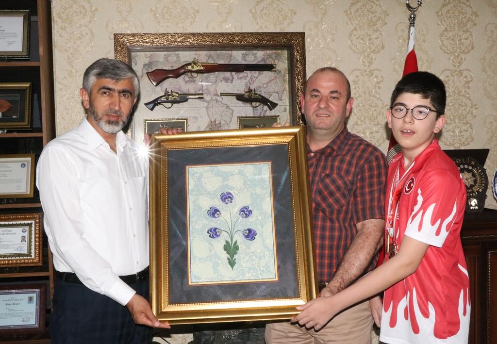 Avrupa Şampiyonu Karabağ Tarih Yazdı