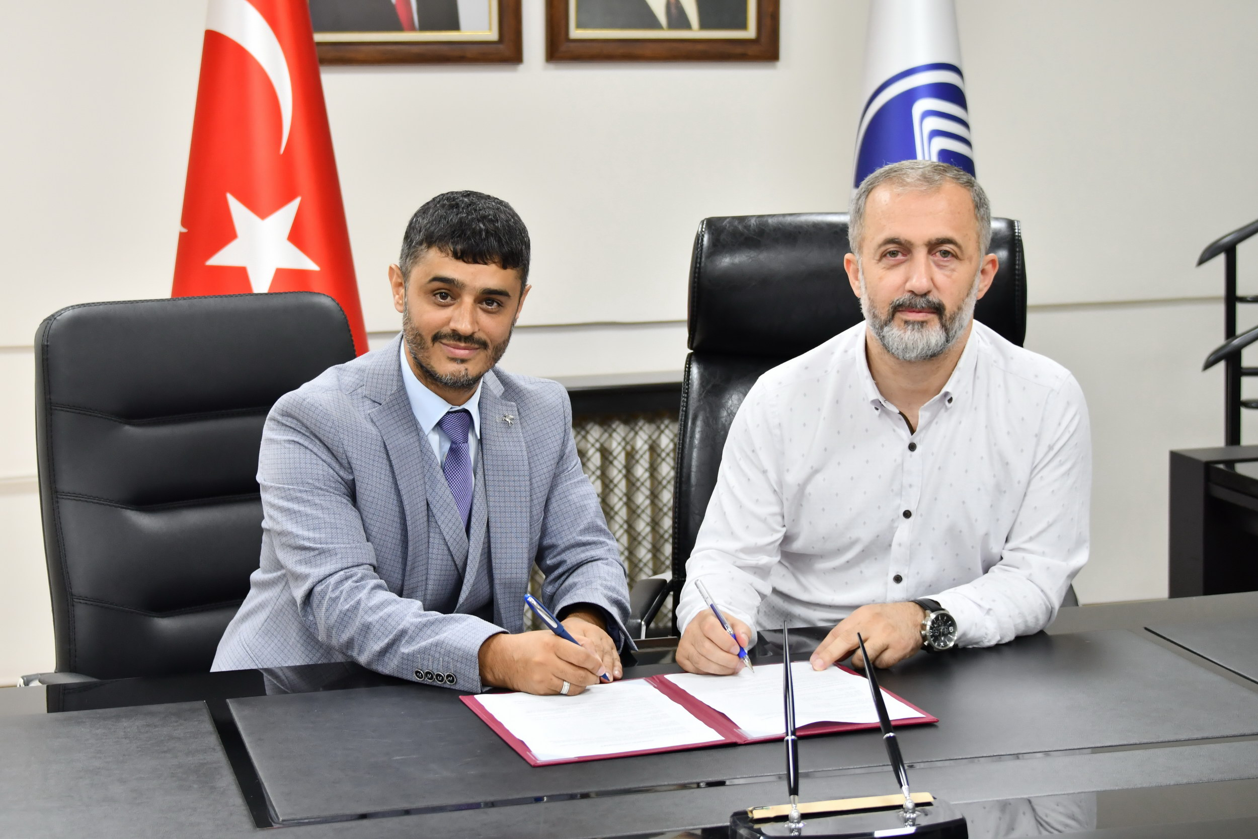 SAÜ ve BİK Resmi Reklam Protokolü İmzaladı