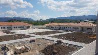 Kaymakamımız Bekir Dınkırcı'dan Çocuk Evleri Sitesinde inceleme