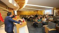 Sakarya – Afrika tanıtım günü SATSO'da düzenlendi.