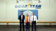Vali Nayir'den Goodyear Fabrikasına Ziyaret
