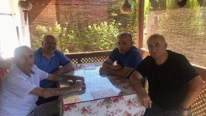 Arifiye Mezunu Erol Afşar'ı ziyaret ettiler