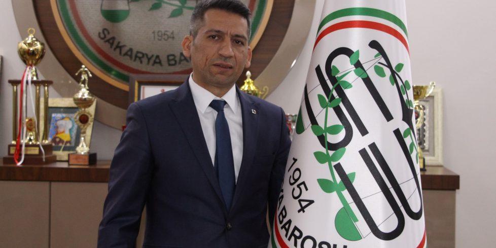 """SAKARYA BAROSU """"ADLİ YIL AÇILIŞ TÖRENİ'NE KATILACAĞIZ """""""
