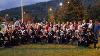 Sakaryalı Gürcü ve Lazlar Kırkpınar'da kültür şöleni gerçekleştirdi