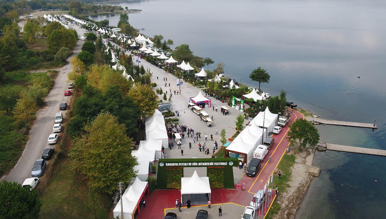 Ulusal ve uluslararası Peyzaj ve Süs Bitkiciliği festivali başladı