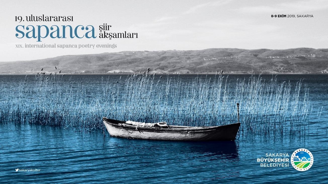 19.Uluslararası Sapanca Şiir Akşamları için geri sayım