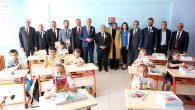 Eğitim'de Yeni Dönem Açılış Töreni Hacıköy İlköğretim Okulu'nda gerçekleşti