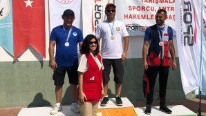 Büyükşehirli sporcu atıcılıkta Türkiye ikincisi