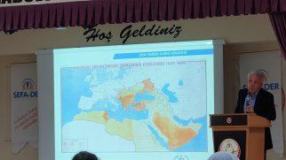 """Sefa-Der'den """"Çanakkale Ruhundan 15 Temmuz'a"""" konferansları"""