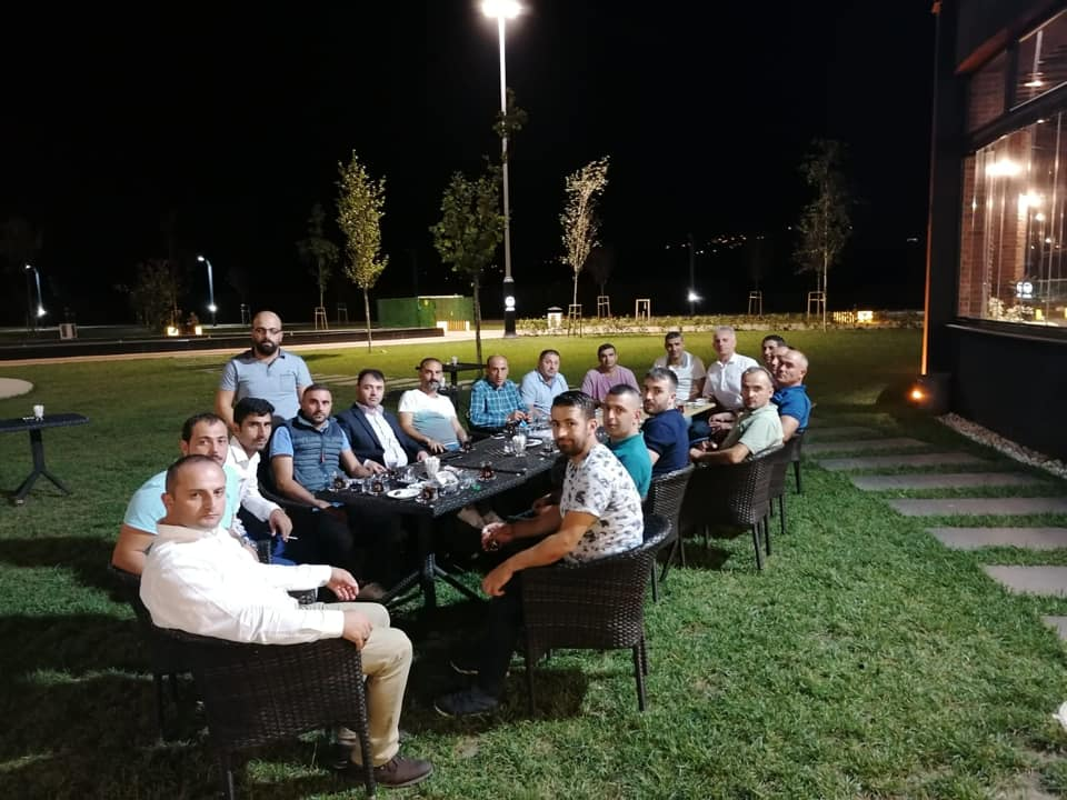 Arsiader Üyeleri Akran Cafe'de Bir araya geldi