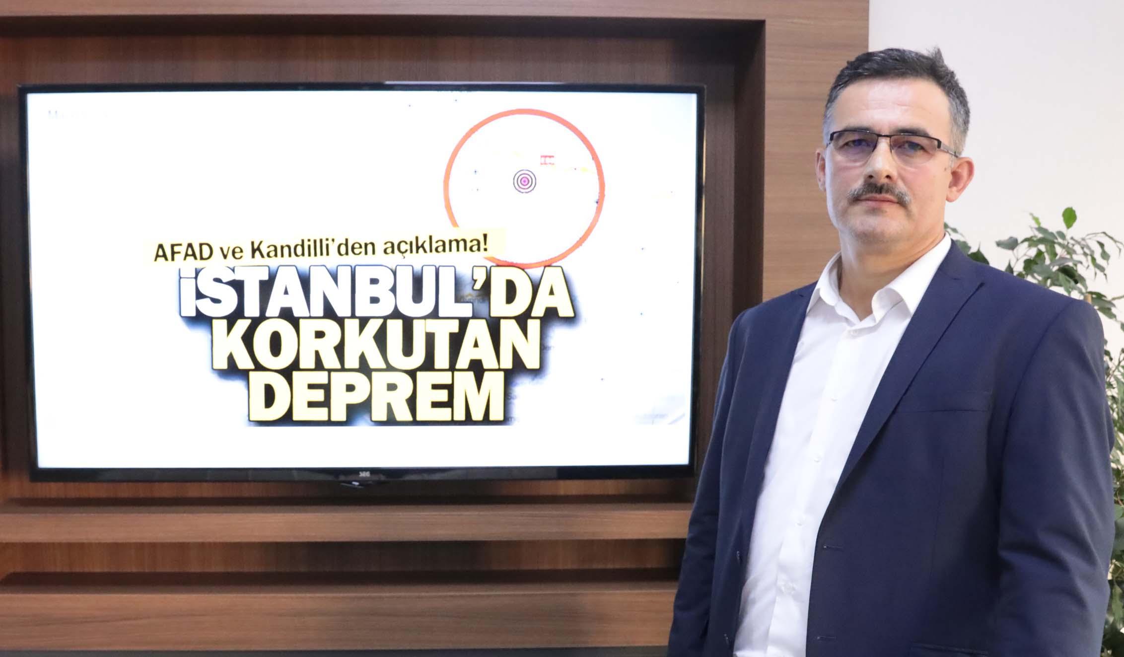 PROF. DR. ÇAĞLAR'DAN DEPREM UYARISI