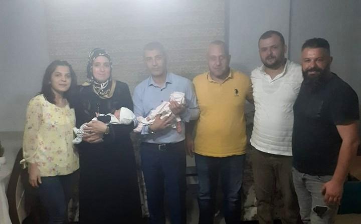 MHP Arifiye İlçeden Hoşgeldin Bebek ziyareti