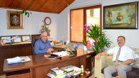 Arifiye İlçe Kaymakamımız DINKIRCI,Kuzuluk'u ziyaret etti.