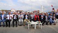 Sakarya Oto Galericiler Sitesi'nin temel atma töreni gerçekleşti.
