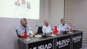 MÜSİAD'dan Üyelerine İhracat Sohbetleri ve Tecrübe Paylaşımı Paneli