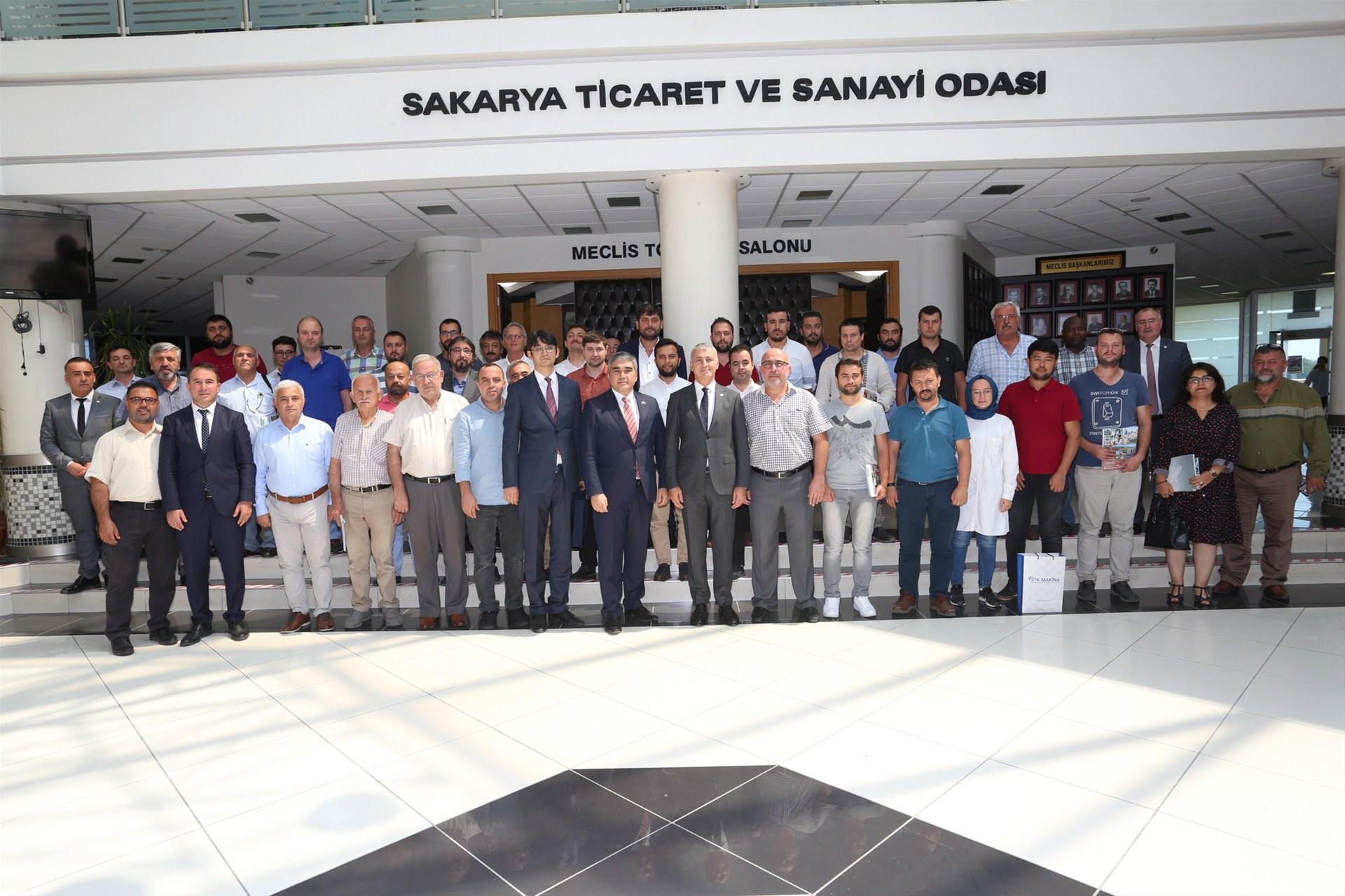 Özbekistan'la ticaretimiz gelişiyor