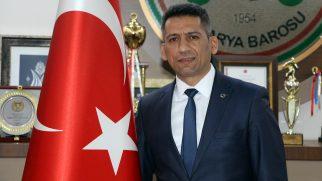 Baro Başkanı Burak'tan Gaziler Günü mesajı