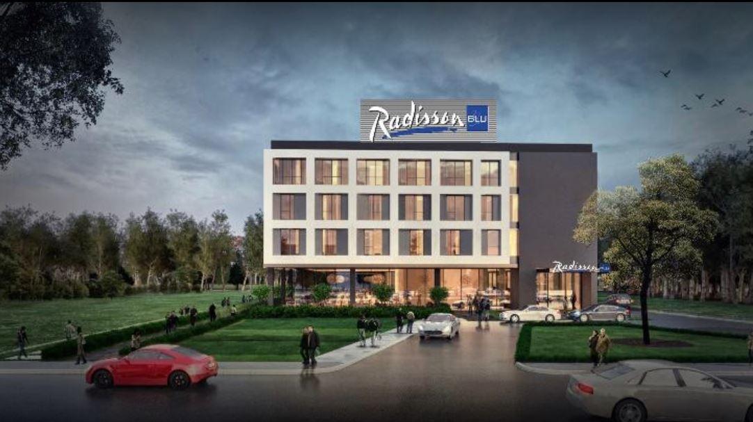 Dünyaca Ünlü Radisson Blu Oteli Arifiye'de açılıyor.