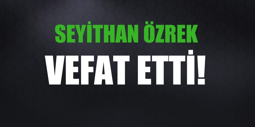 ÖZREK AİLESİNİN ACI GÜNÜ!..