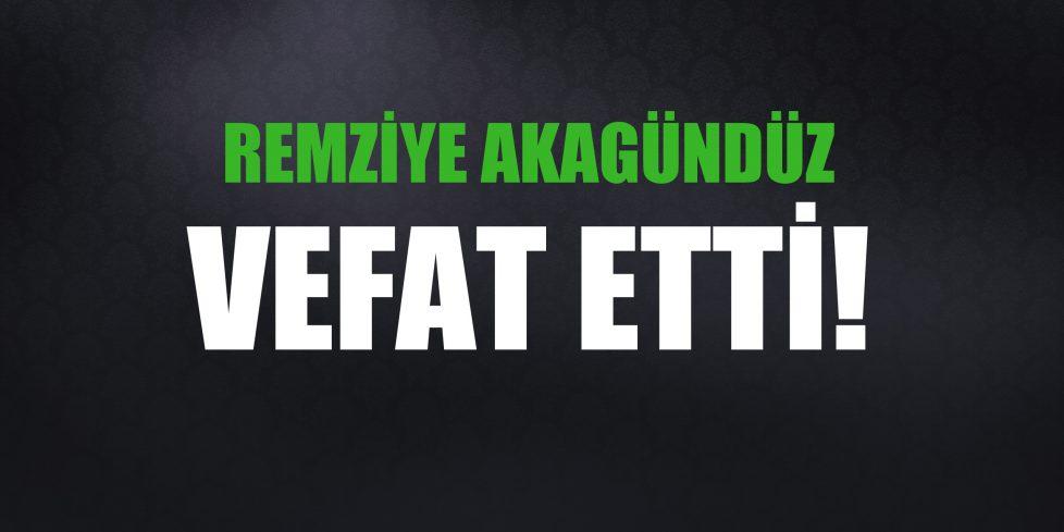 AKAGÜNDÜZ AİLESİNİN ACI GÜNÜ!..
