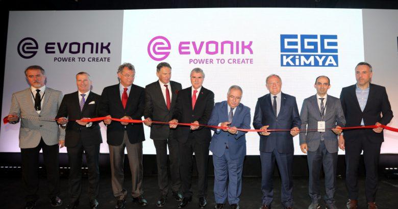 Ege Kimya Firmasının Yeni Yatırımının Açılışı Yapıldı
