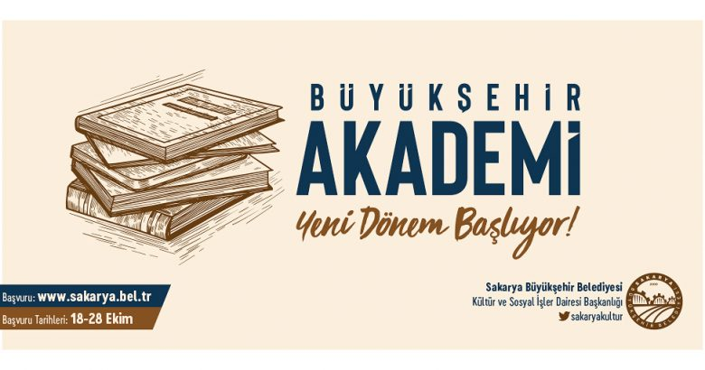 Büyükşehir Akademi'de kayıtlar sona eriyor