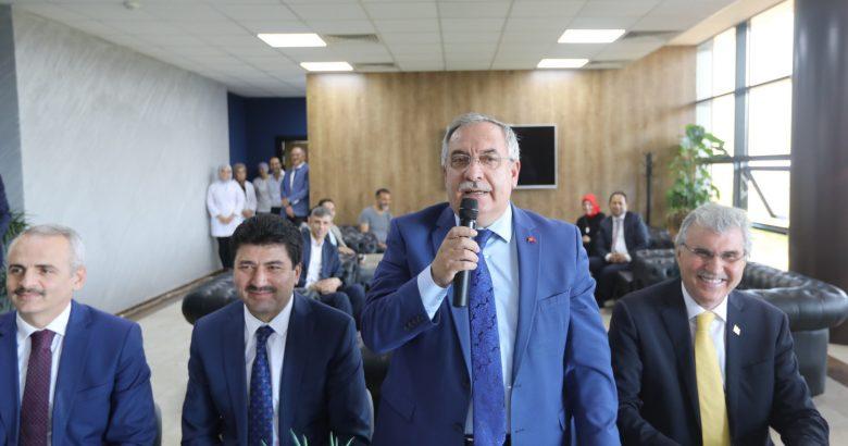 Sinerji Grubu Vali Nayir Başkanlığında Toplandı