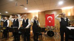 SBB Kent Orkestrasının Konserini İzlediler