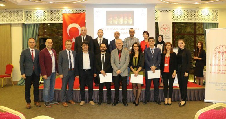 50 sağlık çalışanı NRP eğitimini tamamladı