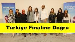 Geleceği Yazan Kadınlar Projesinde Türkiye Finaline Doğru