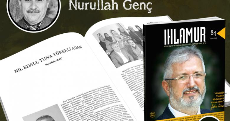 Ihlamur Dergisi Fahri Tuna Özel Sayısı Yayınladı