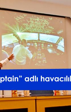 Öğrencilere Havacılık Sektörü Anlatıldı