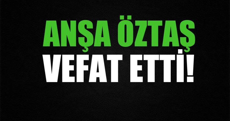 ÖZTAŞ AİLESİNİN ACI GÜNÜ!..