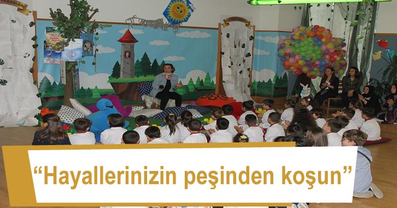 """Büyükşehir SGM'de """"Çocuk Kitapları Şenliği"""" düzenlendi."""