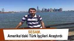 SESAM, Sakarya araştırmalarının yanı sıra, yurt dışı araştırmalarına da devam ediyor.