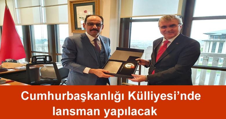"""""""Şampiyona için  Cumhurbaşkanlığı Külliyesi'nde lansman yapılacak"""""""