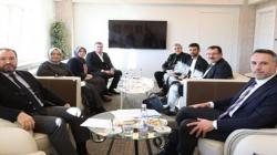 AK Parti Sakarya Ocak Ayı İl Koordinasyon Toplantısı gerçekleşti.
