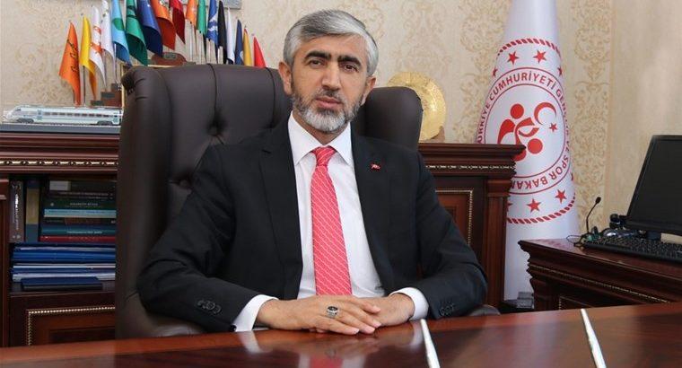 Gençlik ve Spor İl Müdürü  Özsoy'dan 19 Mayıs mesajı
