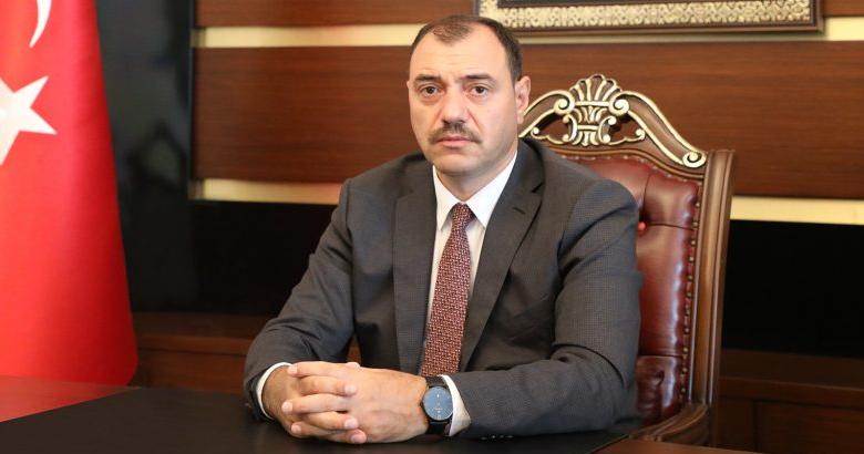 """Vali Kaldırım'dan"""" Çanakkale Zaferi """" Mesajı"""