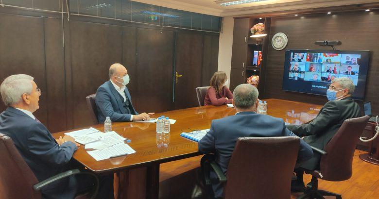 Asgari Ücret Tespit Komisyonu 3.toplantısını gerçekleştirdi.