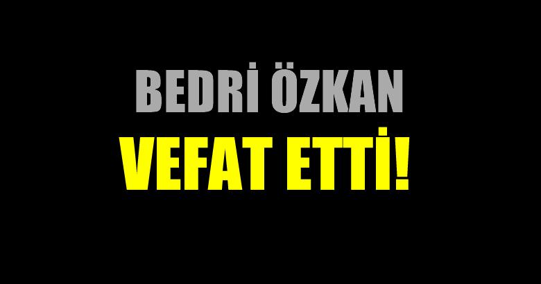 ÖZKAN AİLESİNİN ACI GÜNÜ!..