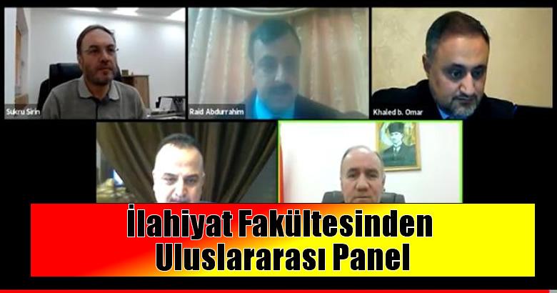 İlahiyat Fakültesinden Uluslararası Panel