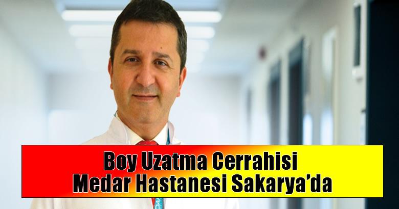 Boy Uzatma Cerrahisi Medar Hastanesi Sakarya'da