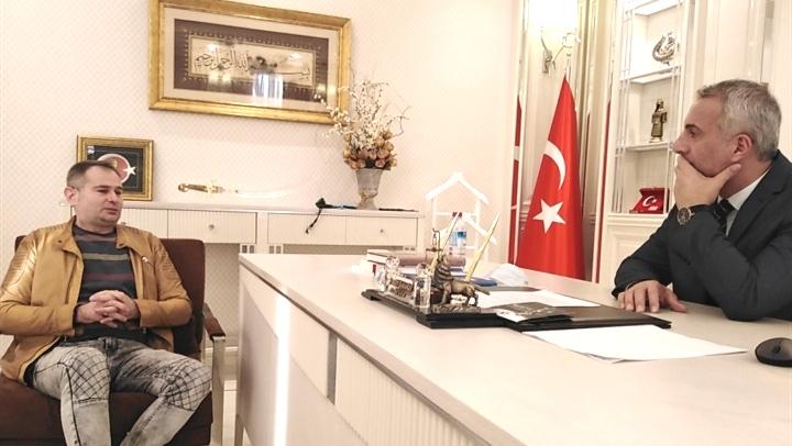 'Bizim 'Akif Yener' dedi…