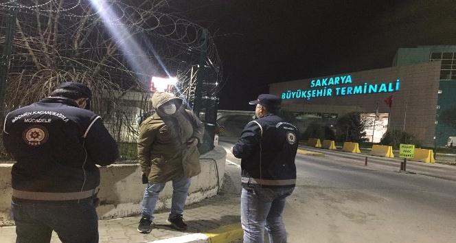267 ekip ve 717 polis ile göçmen kaçakçılığı uygulaması